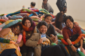 with Artist Bidhata KC, Saurganga Darshandhari, Laxman Bajra lama